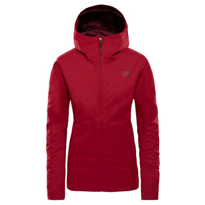 The North Face Tanken Zip In Női Széldzseki - Rumba Red