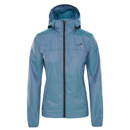 The North Face W Print Cyclone Jacket Női Széldzseki