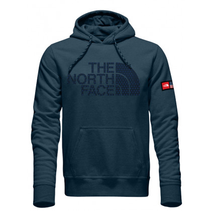 The North Face International Collection Logo Hoodie - Kék