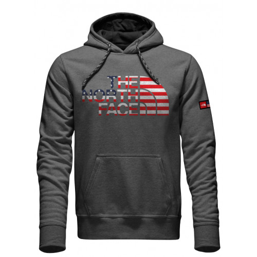 The North Face International Collection Logo Hoodie - Szürke