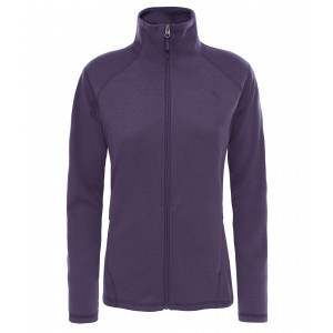 The North Face W Slacker Jacket női felső - Lila