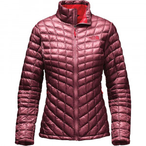 The North Face Thermoball FZ női dzseki - Bordó
